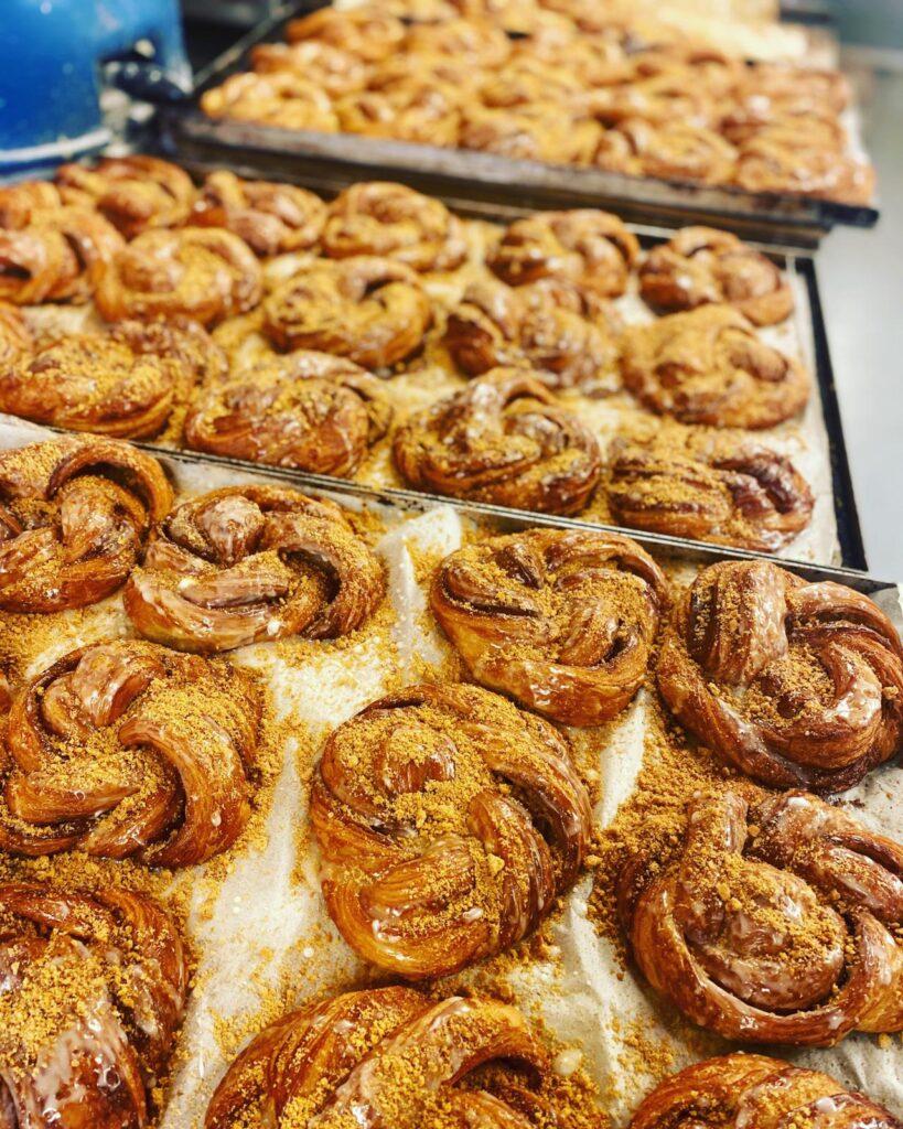 Ginger buns